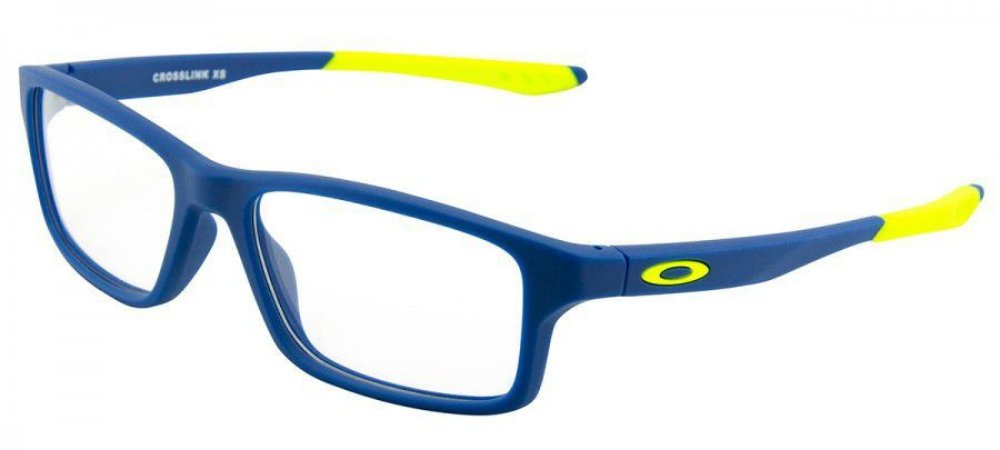 Armação Óculos de Grau Oakley Crosslink XS OY8002-04