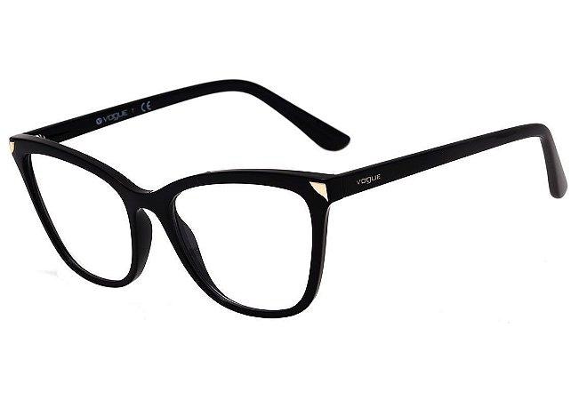 Armação Óculos de Grau Vogue Feminino VO5206 W44