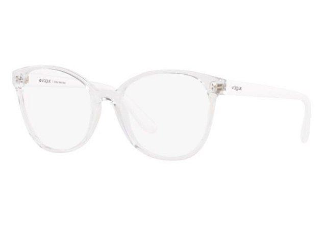 Armação Óculos de Grau Vogue Feminino VO5234L W745