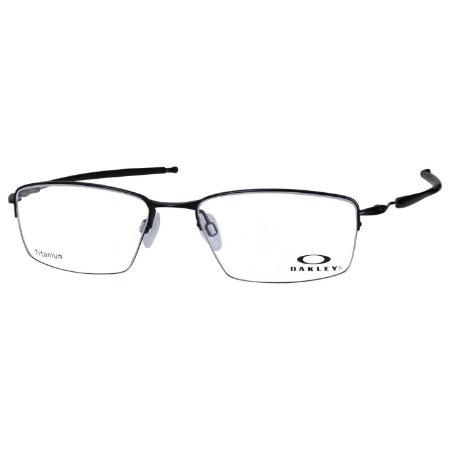 Armação Óculos de Grau Oakley Masc. Lizard Titan OX5113-01