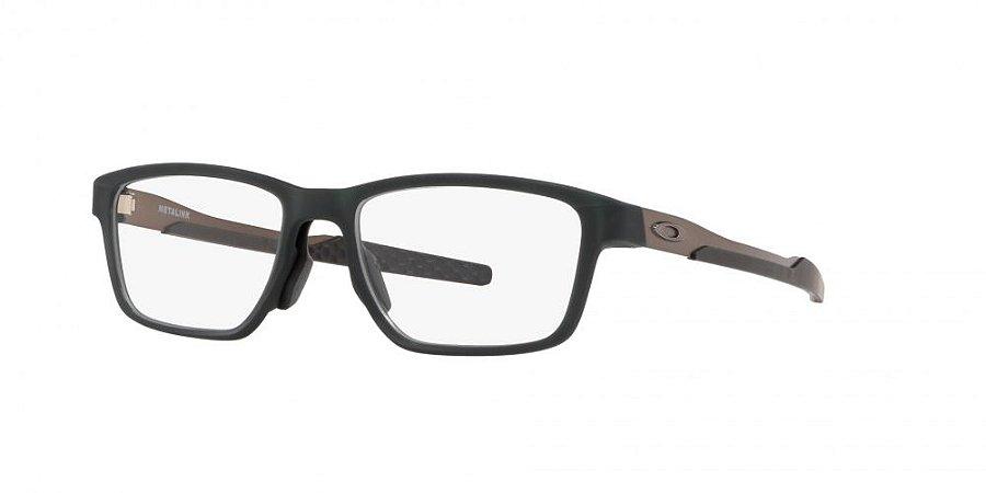 Armação Óculos de Grau Oakley Metalink OX8153-03 57