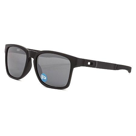 67b7333047c34 Óculos de Sol Oakley Catalyst OO9272-09 Polarizado - Ótica Quartz