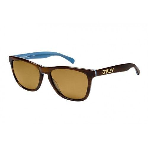 43bd2414b4ee0 Óculos de Sol Oakley Frogskins LX OO2043-03 Polarizado - Ótica Quartz