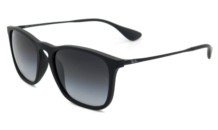 28dfaf227 Óculos de Sol Ray-Ban Chris RB4187L 622/8G - Ótica Quartz