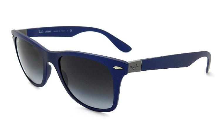 644392daac7f7 Óculos de Sol Ray-Ban Wayfarer Liteforce RB4195 6015 8G - Ótica Quartz