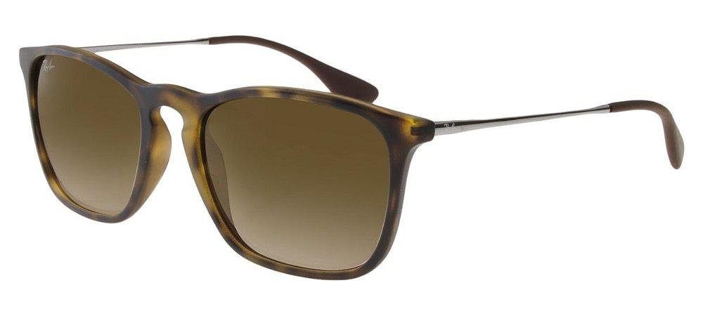 5172e7a76110f Óculos de Sol Ray-Ban Chris RB4187L 856 13 - Ótica Quartz