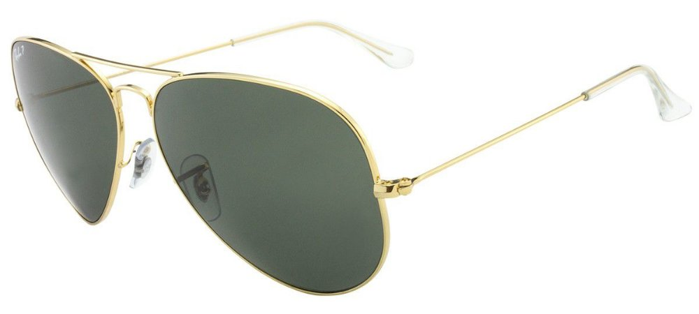19bbeddcfc0ee Óculos de Sol Ray-Ban Aviador RB3025L 001 58 Polarizado - Ótica Quartz