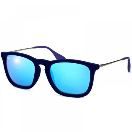 Óculos de Sol Ray-Ban Chris Velvet RB4187 6081/55