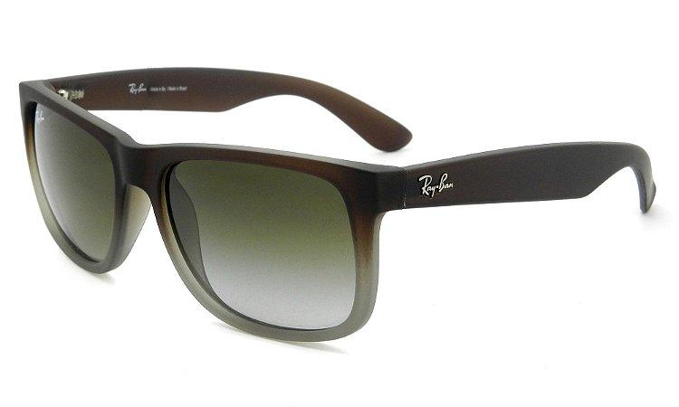 Óculos de Sol Ray-Ban Justin RB4165L 854 7Z - Ótica Quartz 90839ccacb