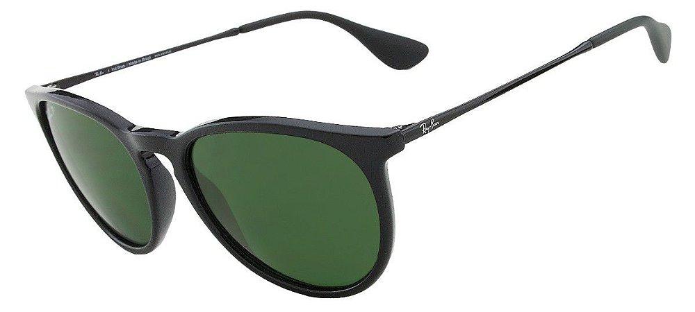 7454cddaf Óculos de Sol Ray-Ban Erika RB4171L 601/2P Polarizado - Ótica Quartz