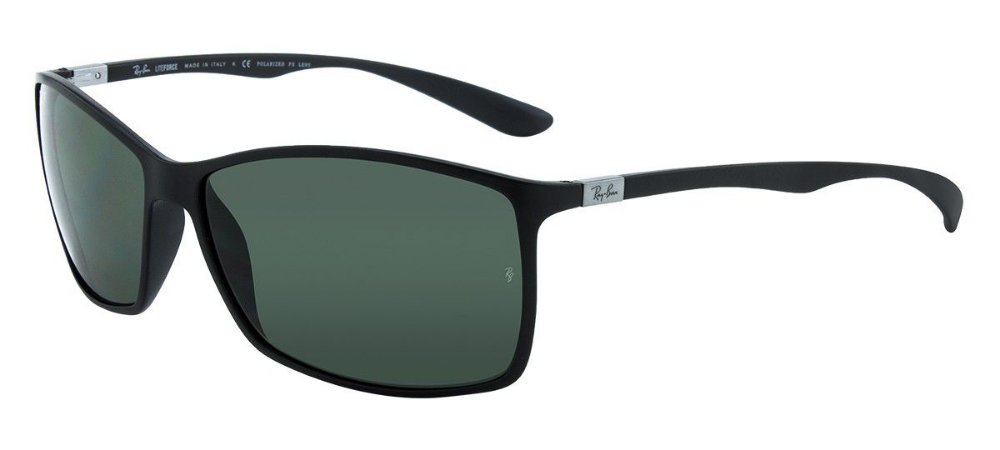 1d23057e2 Óculos de Sol Ray-Ban Liteforce RB4179 601-S/9A Polarizado - Ótica ...