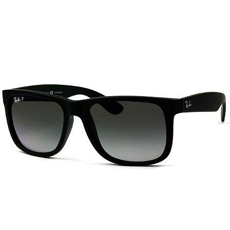 50787425b1147 Óculos de Sol Ray-Ban Justin RB4165L 622 T3 Polarizado - Ótica Quartz