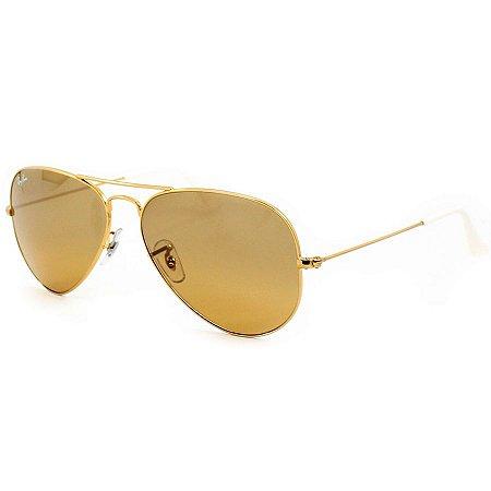 Óculos de Sol Ray-Ban Aviador RB3025L 001/3K