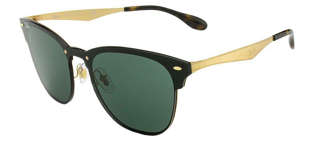 Óculos de Sol Ray-Ban Blaze Clubmaster RB3576-N 043/71
