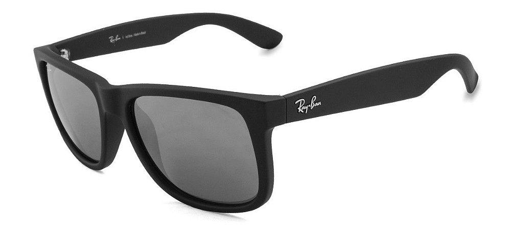 Óculos de Sol Ray-Ban Justin RB4165L 622 6G - Ótica Quartz 6ab1bedc7d