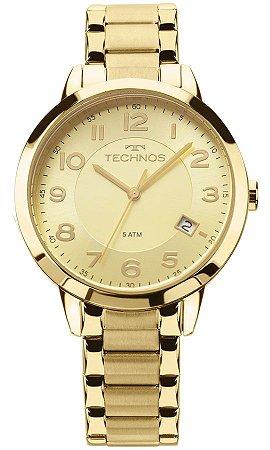 a9700a1bf41 Relógio Technos Feminino Elegance Dress Analógico 2315ACM 4X - Ótica ...