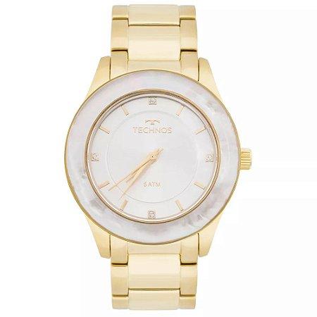 Relógio Technos Feminino Elegance St. Moritz Analógico 2036MGK/4B