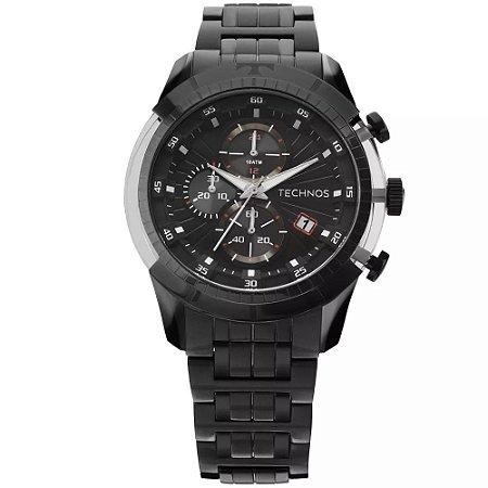 Relógio Technos Masculino Performance TS Carbon Vitra Analógico JS15EQ 4P 84d34ca9a4