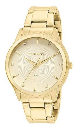 Relógio Technos Feminino Elegance Ladies Analógico 2035LUJ/4X