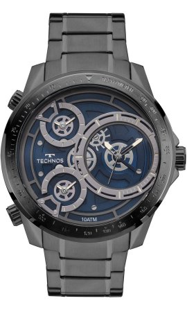 Relógio Technos Masculino Classic Legacy Analógico 2035MLB/4A
