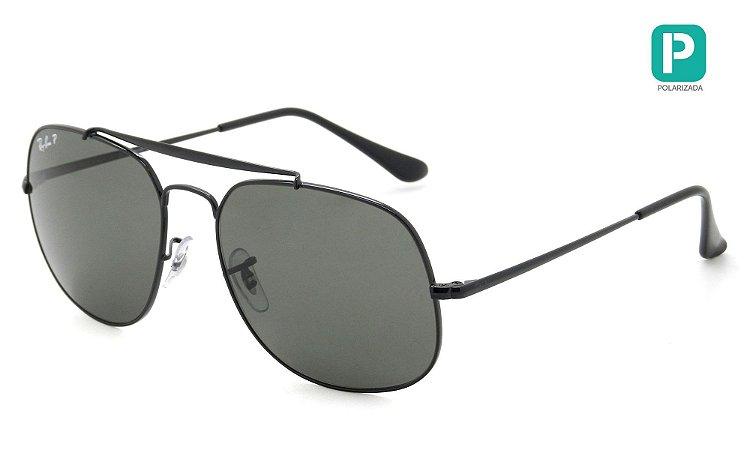 7d5393bb4 Óculos de Sol Ray-Ban General RB3561 002/58 Polarizado - Ótica Quartz