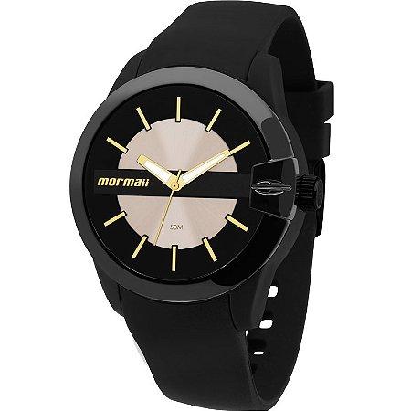 Relógio Mormaii Feminino Maui Luau Analógico MO2035AO 8P - Ótica Quartz 1ab88228eb