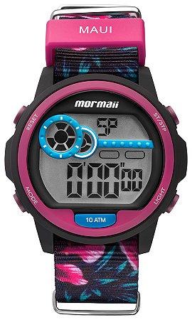df25c566072 Relógio Mormaii Feminino Maui Luau Digital MO1462 2T - Ótica Quartz