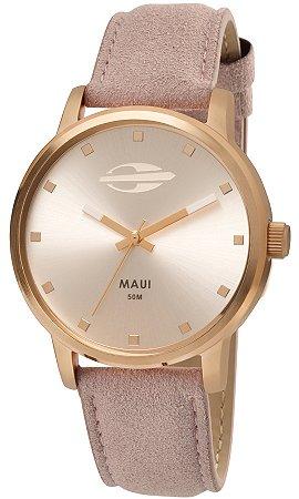 b5ae7b61bc085 Relógio Mormaii Feminino Maui Sunset Analógico MO2035FU 2K - Ótica ...