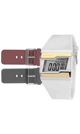 Relógio Mormaii Feminino Acquarela Troca Pulseira Digital FZV 8Z ... bf0baac52f
