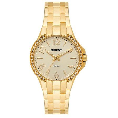 8b2be53fe81b2 Relógio Orient Feminino Eternal Cristais Swarovski Analógico FGSS0082 C2KX