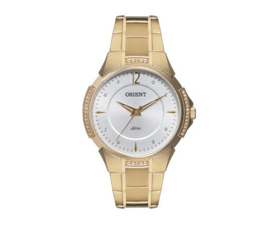 f70dbce55dd8a Relógio Orient Feminino Eternal Cristais Swarovski Analógico FGSS0039 S2KX