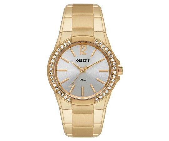 7919f767afc Relógio Orient Feminino Eternal Cristais Swarovski Analógico FGSS0048 S2KX