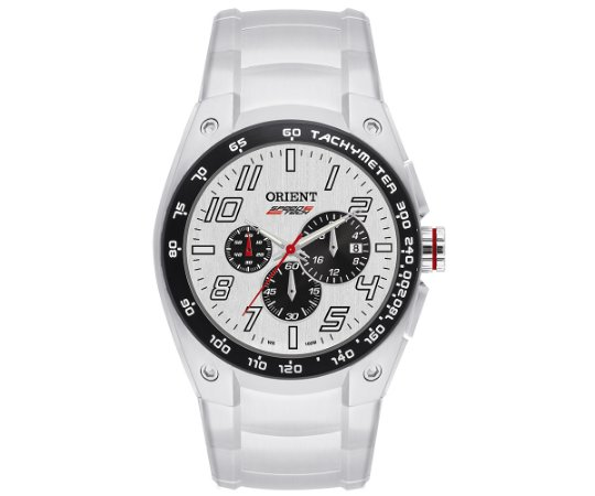 Relógio Orient Masculino Speed Tech Analógico MBSSC018 S2SX