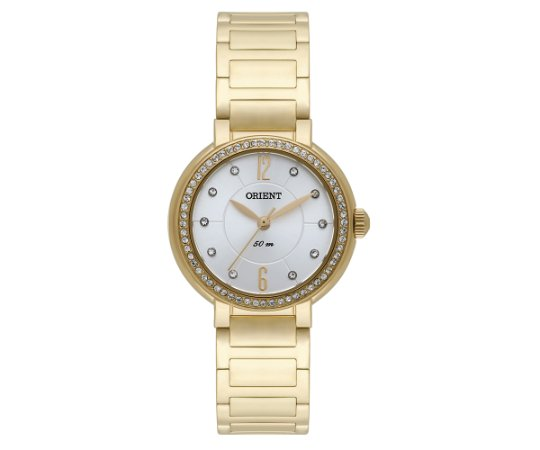540a45eca21e1 Relógio Orient Feminino Eternal Cristais Swarovski Analógico FGSS0052 S2KX