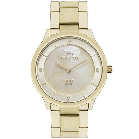 c0f05bba18fc9 Relógio Technos Feminino Elegance Ladies Analógico GL20HF 4X - Ótica ...