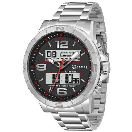 2a85af7edc1 Relógio X Games Masculino Anadigi XMSSA004 P2SX - Ótica Quartz