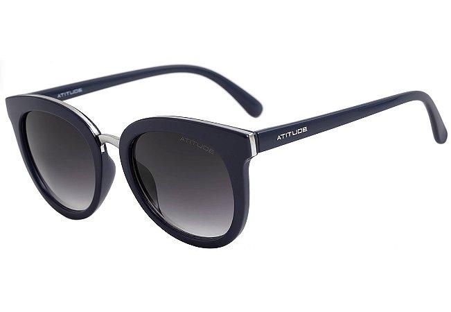 64a8d33219f12 Óculos de Sol Atitude Feminino AT5302 T01 - Ótica Quartz