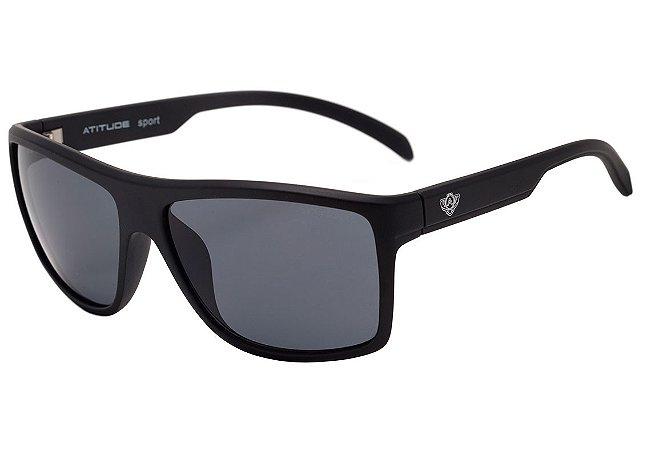 32a920624206a Óculos de Sol Atitude Masculino AT5359 A01 - Ótica Quartz
