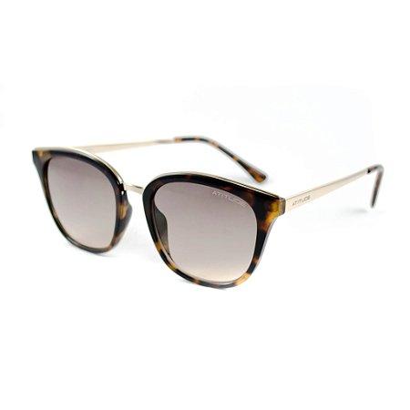 df1863401 Óculos de Sol Atitude Feminino AT5336 G21 - Ótica Quartz
