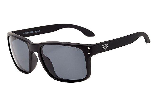 01ba71adb8584 Óculos de Sol Atitude Masculino AT5360 A01 - Ótica Quartz