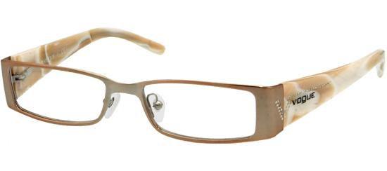 Armação Óculos de Grau Vogue Feminino VO3660B 835 - Ótica Quartz 3d1d5d1acc