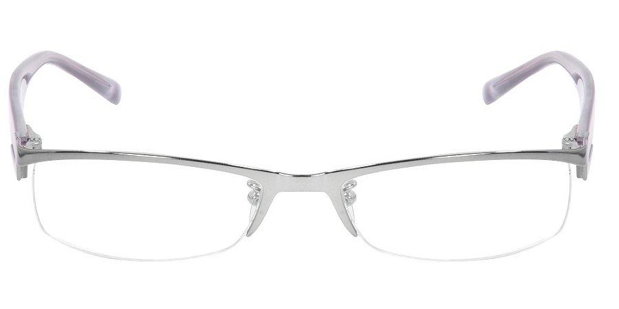 12fd047db Armação Óculos de Grau Vogue Feminino VO3782E 612 - Ótica Quartz