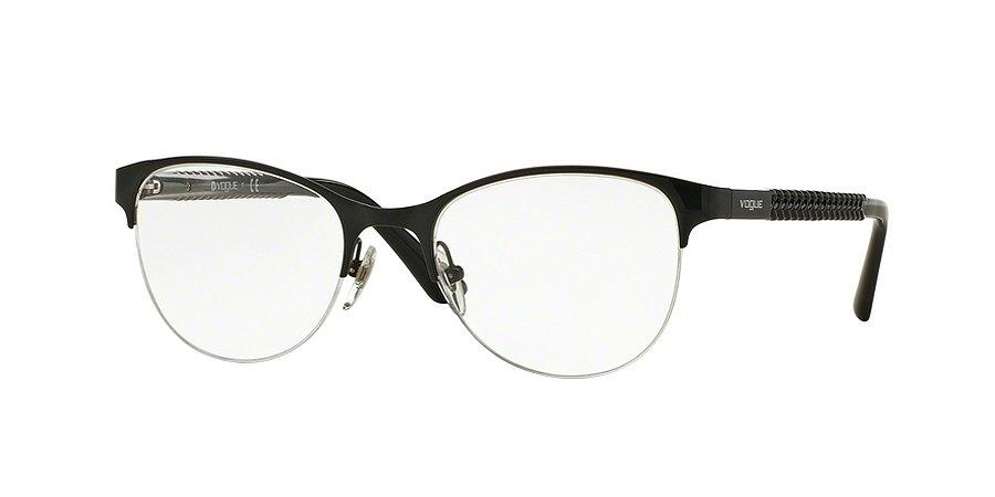 Armação Óculos de Grau Vogue Feminino VO3998 352 - Ótica Quartz 8630a6b910