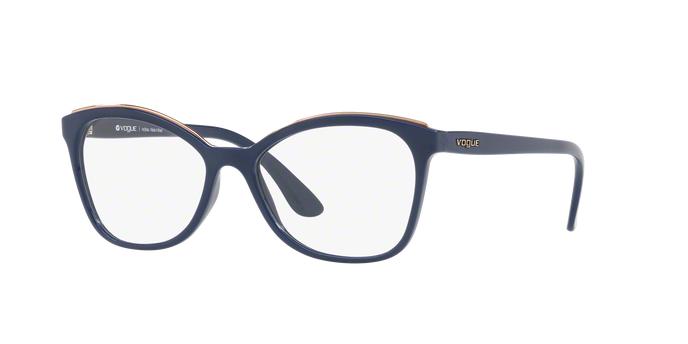 Armação Óculos de Grau Vogue Feminino Metal Eyebrow VO5160L 2288