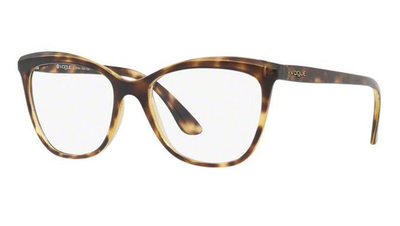 dec9998c26d26 Armação Óculos de Grau Vogue Feminino VO5188L 2590 - Ótica Quartz