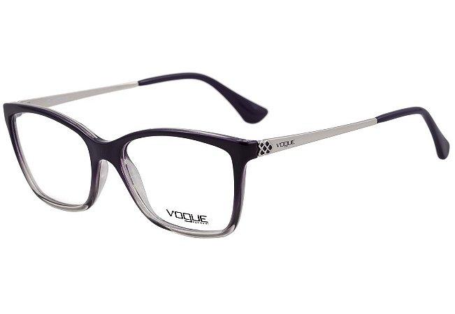 Armação Óculos de Grau Vogue Feminino VO5043L 2382 - Ótica Quartz 9bedbe54d8