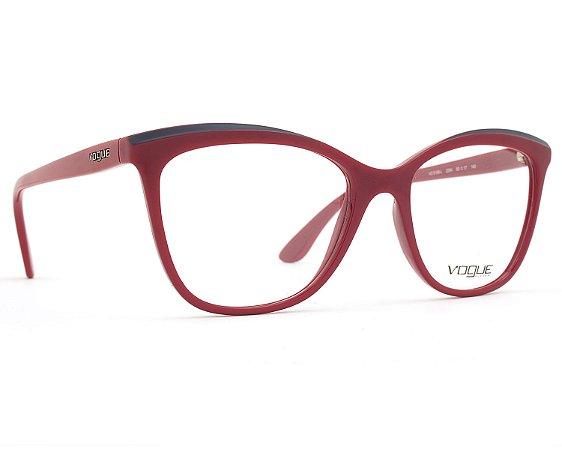 b653709ca9fad Armação Óculos de Grau Vogue Feminino VO5188L 2294 - Ótica Quartz