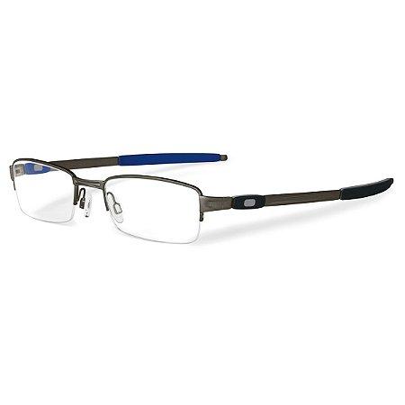 0254b14703452 Armação Óculos de Grau Oakley Masculino Tumbleweed 0.5 OX3142-04 ...