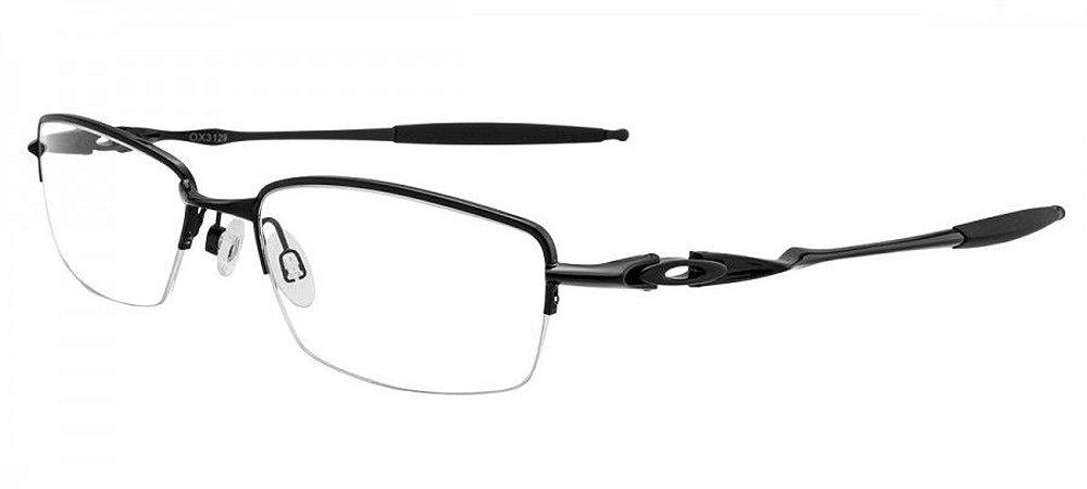 98f17f2c1 Armação Óculos de Grau Oakley Masculino OX3129L-02 - Ótica Quartz