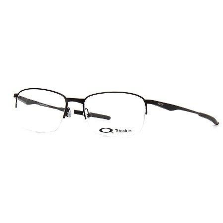 e2291154dbe Armação Óculos de Grau Oakley Masculino Wingfold 0.5 OX5101-01